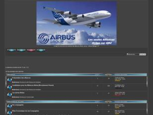 Alliance Airbus - AirLines Manager 2