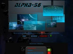 Alpha-56 : Rise of the dark fleet