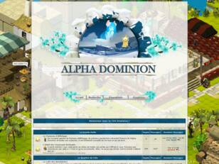 Alpha Dominion
