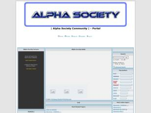 Alpha Society [AS]
