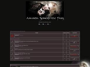Free forum : Official Amanda Somerville Fanclub
