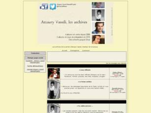 Amaury Vassili, le forum officiel