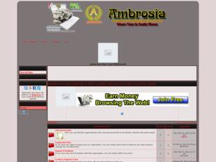 |Ambrosia Forum| Discuss about Just Been Paid HYIP, Autosurf, GPT