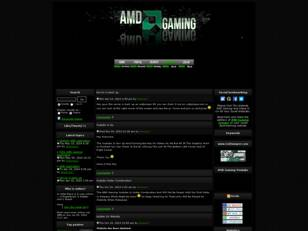 AMD Gaming : Gaming From Every Aspect.