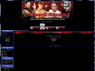 WWe SmackDown vs Raw vs Ecw vs Tna