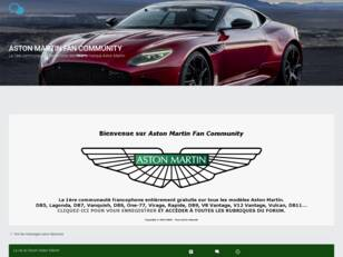 Aston Martin Fan Community - Le Forum Aston Martin