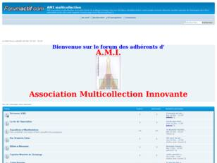 AMI multicollection