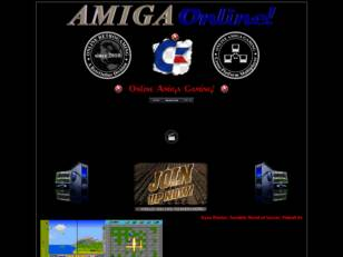 AmigaOnline Forum (Online Amiga Gaming) - NetPlay