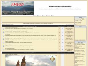 All Mexico Info Group Oracle