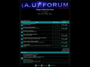 Amigos United Forum