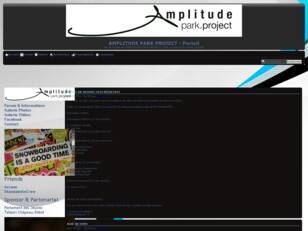 creer un forum : AMPLITUDE PARK PROJECT