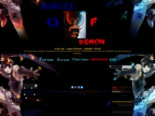 Forumactif.com : Arche Age ~Angel of Demon~