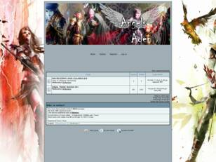 Angels of Aden Lineage II PvE clan on Chronos Server
