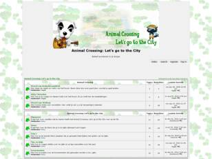 Forum gratuit : Forum gratis : Animal Crossing: Le