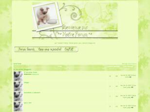 Forum gratis : animal'family