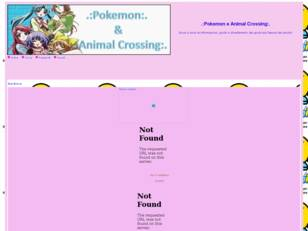 Forum gratis : .:Pokemon e Animal Crossing:.