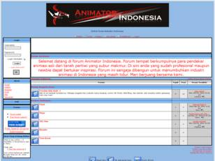 Animator Indonesia
