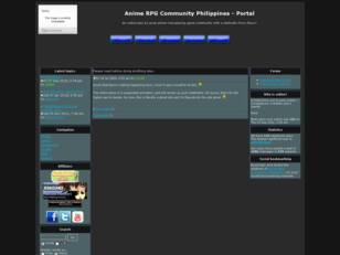 Free forum : Anime RPG Community Philippines
