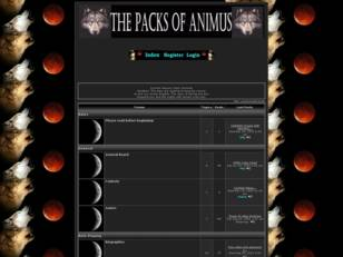 The Packs of Animus