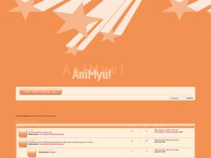 AniMyu! : Everything, by everyon-*shot*