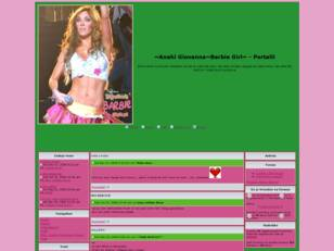 ~ANAHI GIOVANNA~BARBIE GIRL~