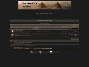 Age of Conan - Guild Dynasty Forum
