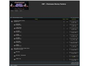 The Official TWG Forums of CBF: Chainshaw Bunny Factory