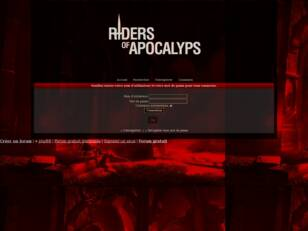 Riders of Apocalyps