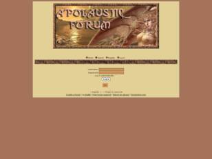 Apolaustic Forum