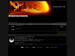 Free forum : ABC Official Forum