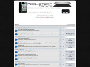AppleTech Forums