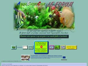 FORUM AQUABASES