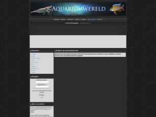 Aquariumwereld