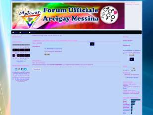 Forum gratis : ArciGay Messina Forum
