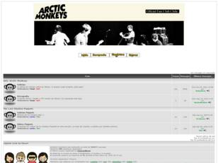 Arctic Monkeys Chile - Oficial Fan Club