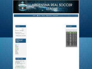 Argentina Real Soccer League