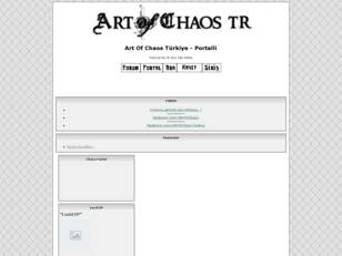 Art Of Chaos Fan Site