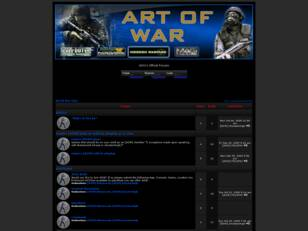 Free forum : Art Of War Clan