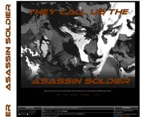 Asassin Soldier