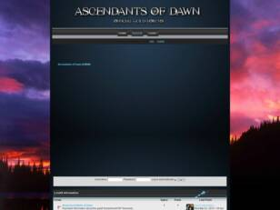 Ascendants Of Dawn [DAWN] - GW2 Guild