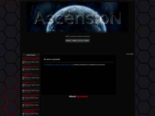 Ascension Gaming Community