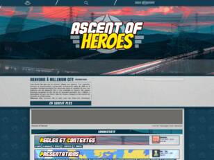 Ascent of Heroes