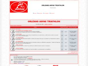 Le Forum de l'ASFAS Triathlon