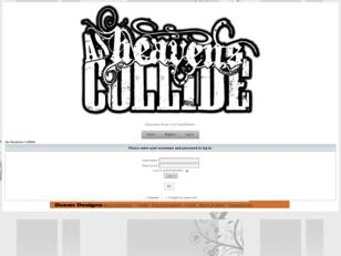 As Heavens Collide - Band Forum