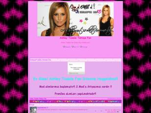 Ashley Tisdale Türkiye Fan