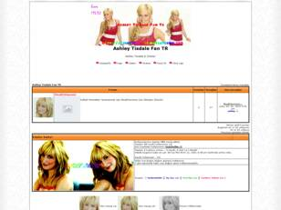 Ashley Tisdale Fan Club TR