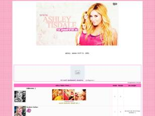 | AshLey TisdaLe Fan CLub © 2011 |