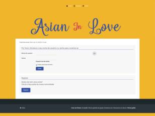 Asian In Love
