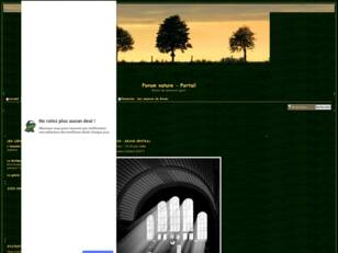Forum nature et sport