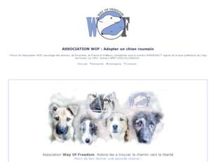 Forum Association WOF : adopter un chien roumain